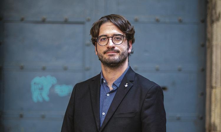 "Max Zañartu (ERC): ""El govern local entén la participació unidireccionalment"""