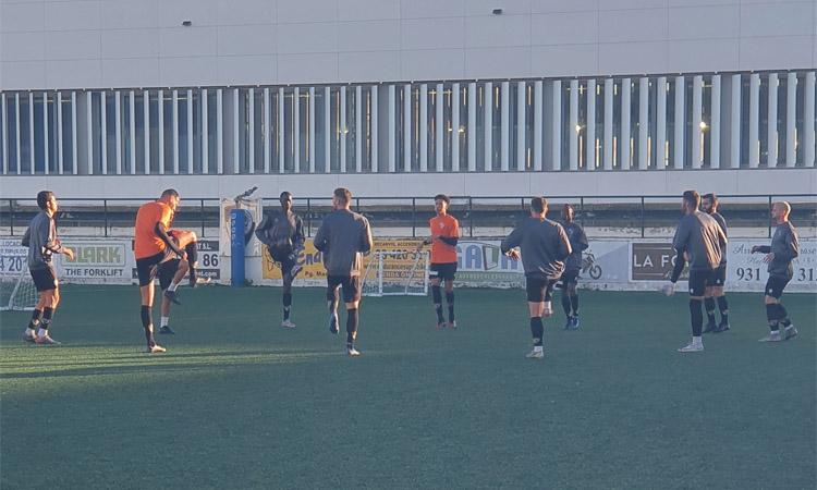 Els equips de futbol del districte es posen en marxa