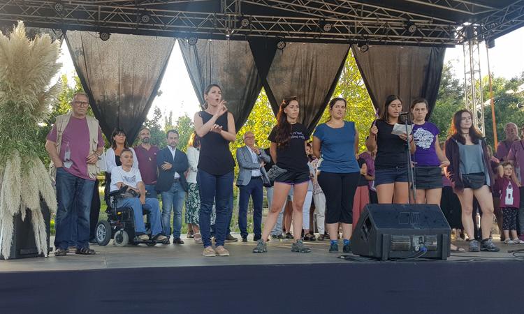 Horta s'acomiada de l'estiu amb una gran Festa Major