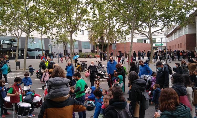 L'AFA de l'escola Anglesola torna a demanar un entorn sense fum