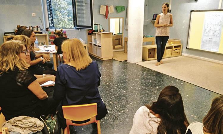 Premi per al disseny interior de l'Escola Anglesola