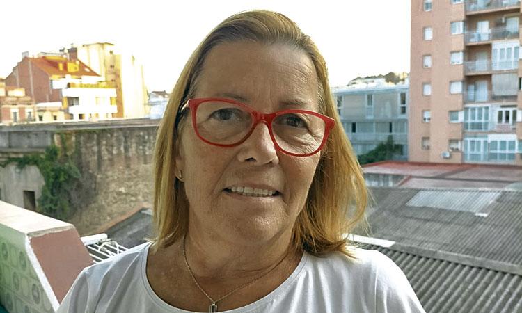 Premien Futbolistes Veterans de Catalunya i Anna Ramon