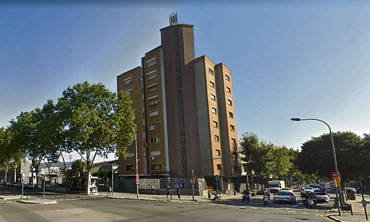Polèmica per la situació de dues veïnes de l'edifici Picadero