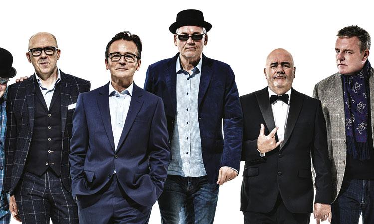 Madness actuarà al festival Jardins de Pedralbes