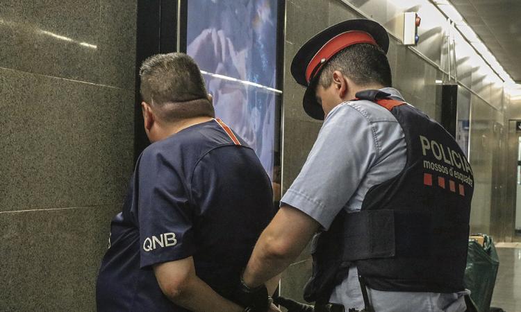 La inseguretat al metro: un problema que sembla que no tingui solució
