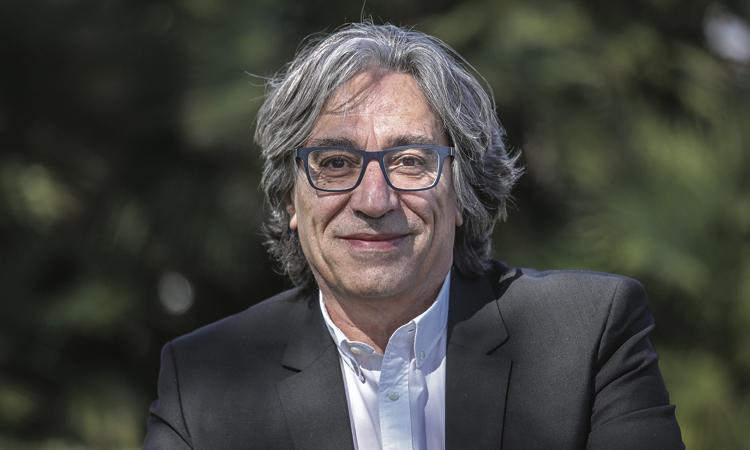 Xavier Marcé, nou regidor del Districte de les Corts