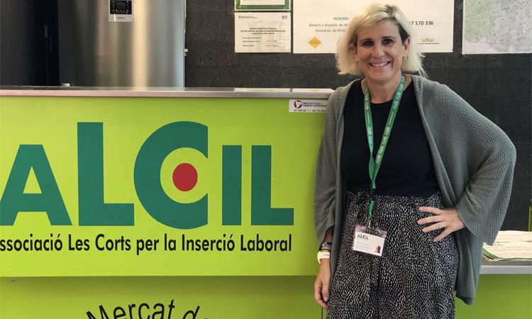 Rosa Maria Moreno: compromís amb les persones discapacitades