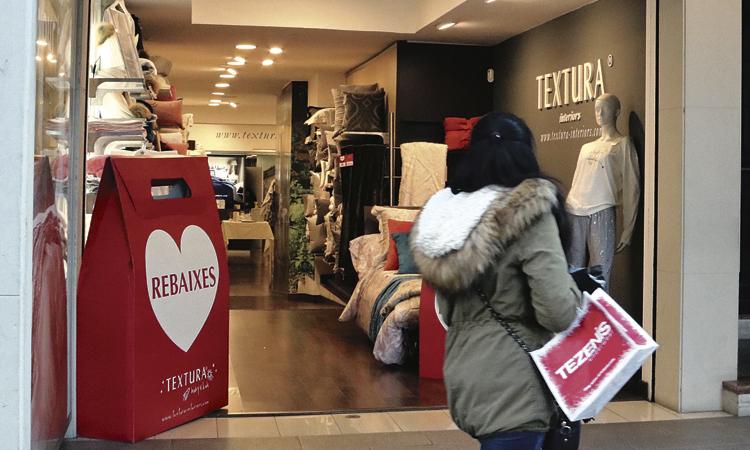 Alerten d'un augment dels robatoris a les botigues