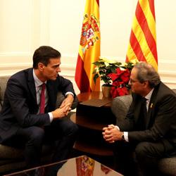 L'estat espanyol no vol negociar