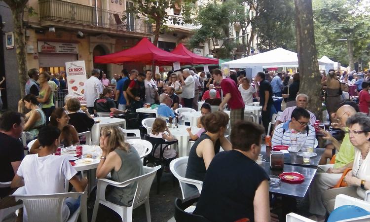 La mostra de comerç del carrer Vallespir es farà el 15 de juny