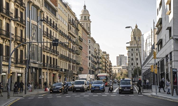 El 57% dels barcelonins pateixen nivells de soroll perjudicials per a la salut