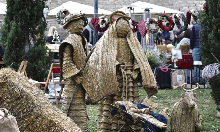 Arriba una nova edició del Mercat de Nadal de Pedralbes