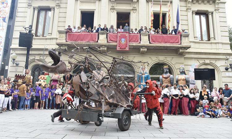 La Festa Major de les Corts encara la seva recta final