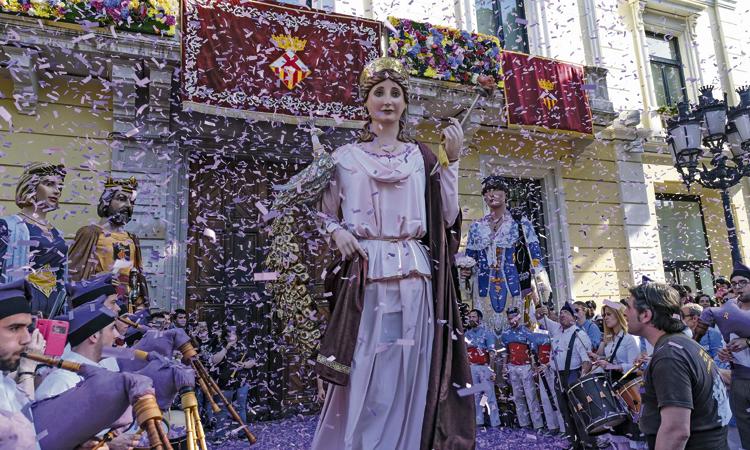 Arriben les Festes de Primavera per omplir els carrers d'actes