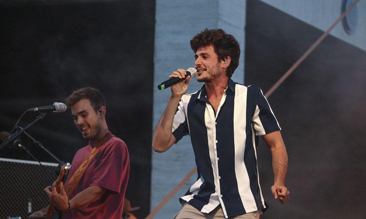 Miki Núñez i Poveda actuaran a les Festes de Primavera