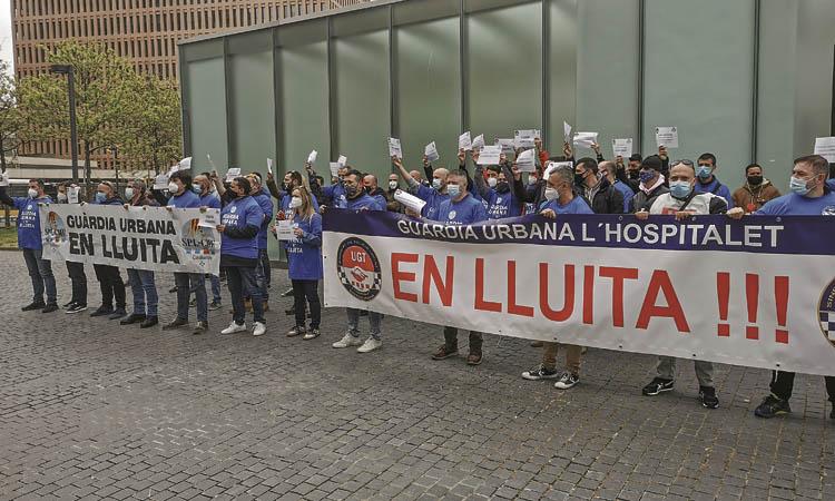 Castro vol recuperar la unitat antidisturbis de la Urbana