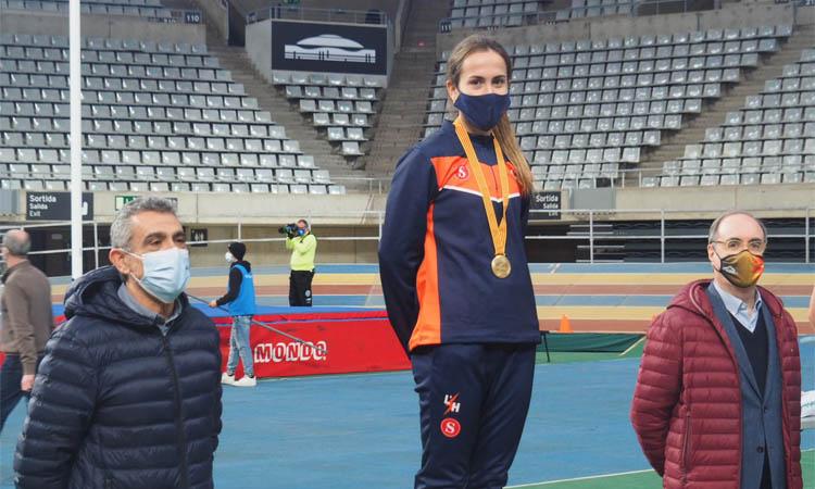 13 medalles per a l'Hospitalet Atletisme en campionats de Catalunya