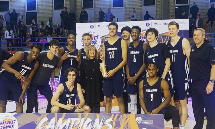 El 41è Torneig Júnior corona l'acadèmia australiana de l'NBA