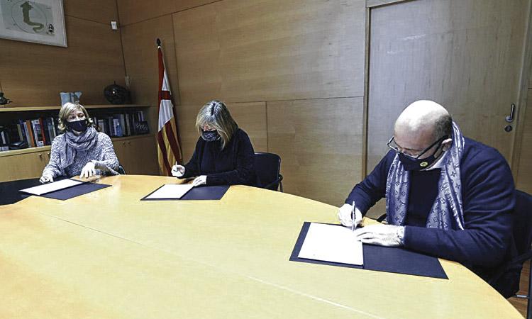 Jordi Alba donarà nom a una pista de la Fundació Cruyff