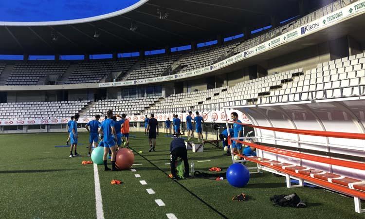 L'Hospi començarà el 'play-off' el pròxim dissabte 18 contra el Sant Andreu