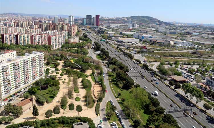 La Generalitat dona llum verda al soterrament de la Gran Via