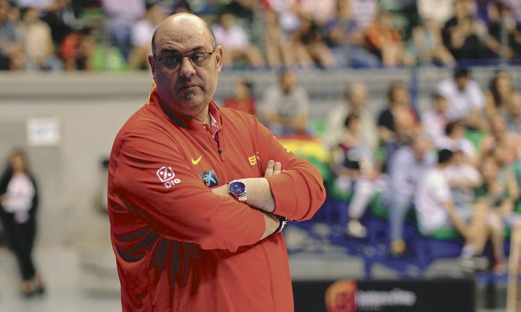 Mondelo apura la preparació de l'Eurobasket femení