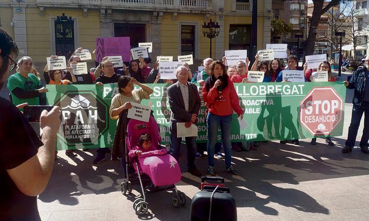"""Denuncien l'Ajuntament per """"vulnerar l'accés a l'aigua"""""""