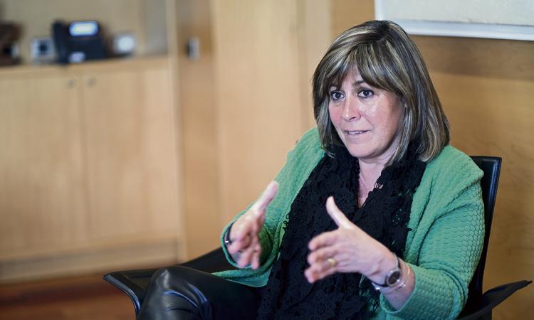 26-M: Núria Marín recupera la majoria absoluta a l'Hospitalet