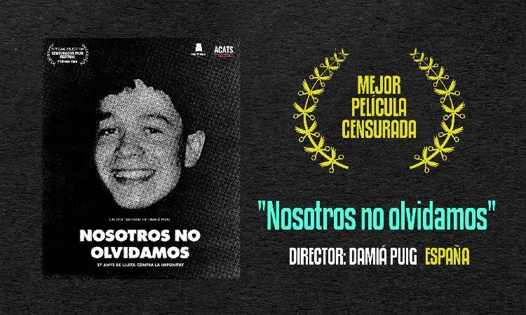El documental sobre el cas Pedro Álvarez guanya un festival internacional de cinema