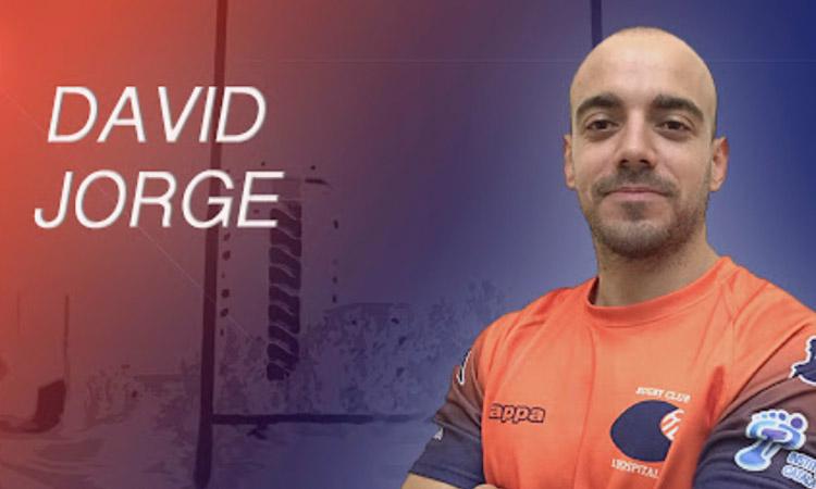 David Jorge es retira després de 20 anys a l'RC l'Hospitalet