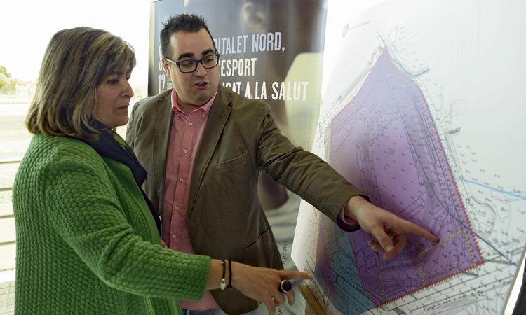 S'ofereix l'Hospitalet Nord com a seu dels Jocs d'Hivern 2030