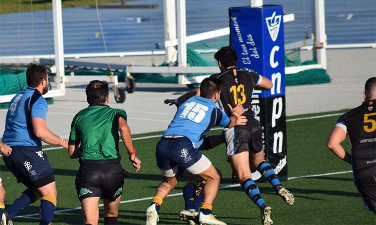 Triomf i derrota del Rugby Club l'Hospitalet en les primeres jornades de lliga