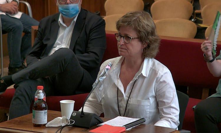 El TSJC inhabilita Anna Simó per desobediència