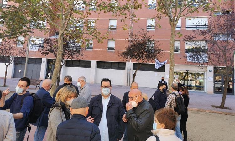 Núria Marín reclama més recursos per a l'atenció primària de l'Hospitalet