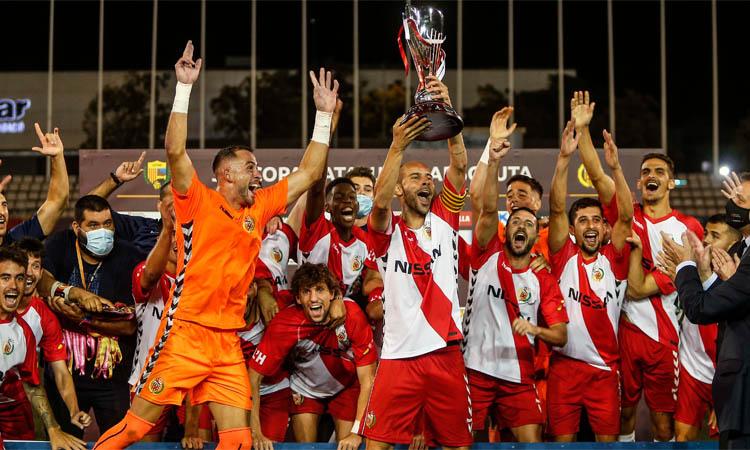 Històric: l'Hospi guanya la seva primera Copa Catalunya