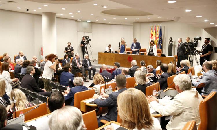 Mil milions d'euros de la Diputació per reactivar les ciutats