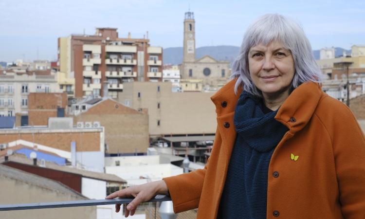"""Dolors Sabater: """"Els comuns han perdut l'esperit del 15-M"""""""