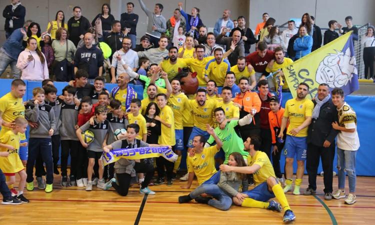 El CCRja és campió de lliga i lluitarà per l'ascens a Segona
