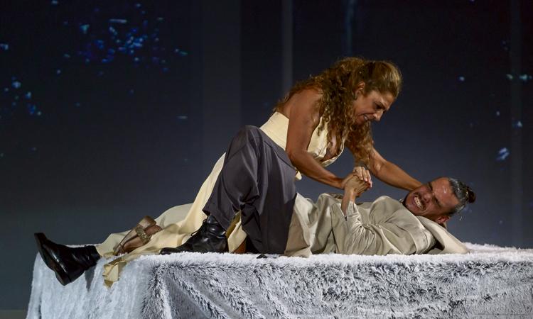 Lolita Flores porta la tragèdia grega de Fedra a Viladecans