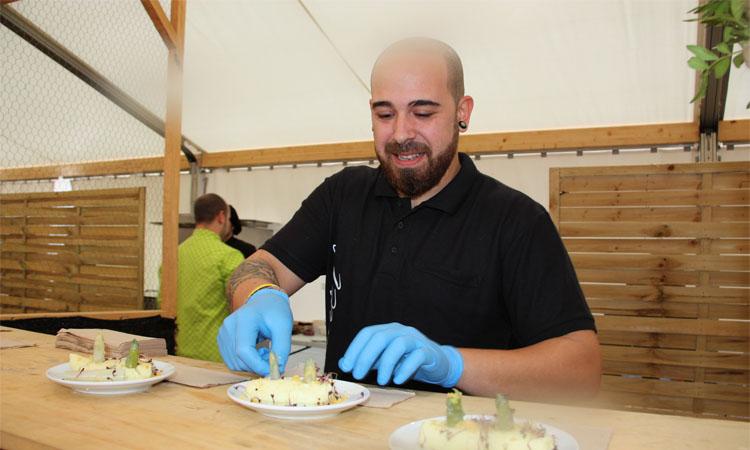 Una campanya per menjar espàrrec de Gavà
