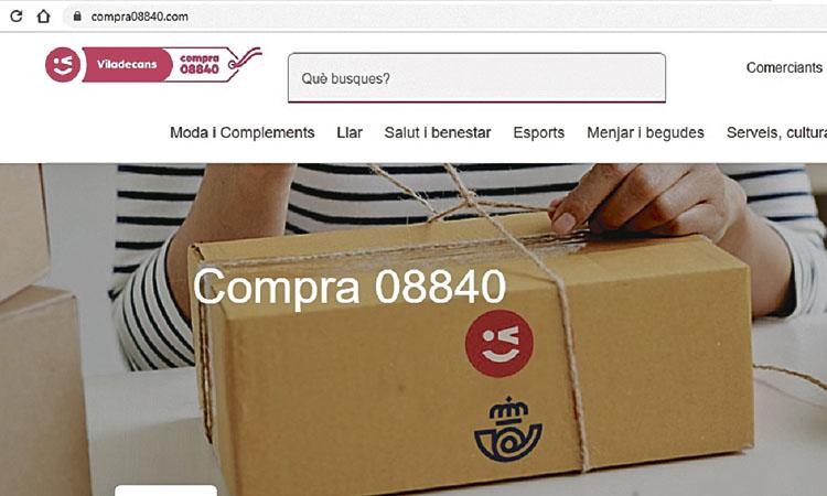 El comerç de Viladecans estrena una plataforma de venda online