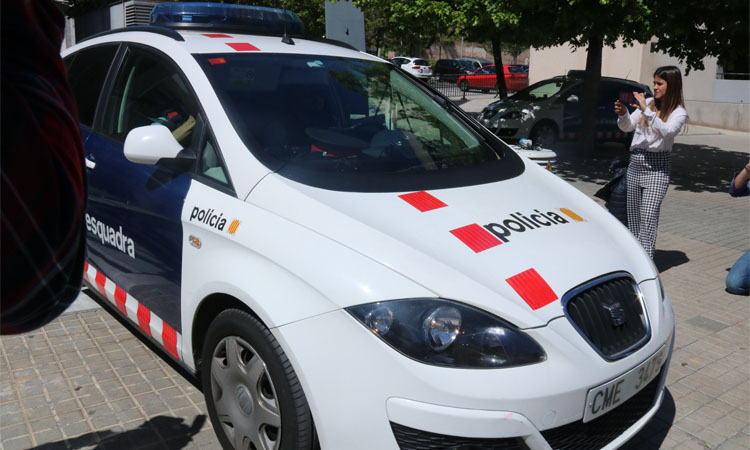 A presó dos lladres que van robar en botigues de Viladecans