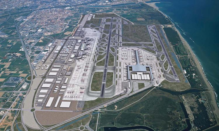 Clam municipal per reduir el soroll de l'aeroport a les nits