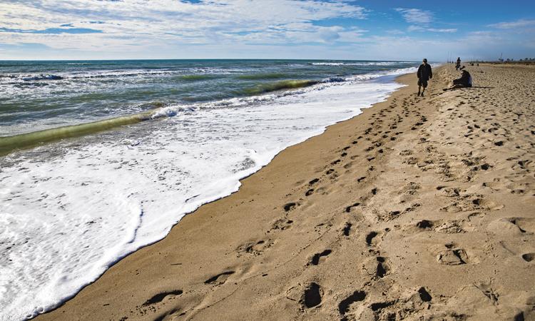 Les millors platges de l'àrea metropolitana són les del Prat