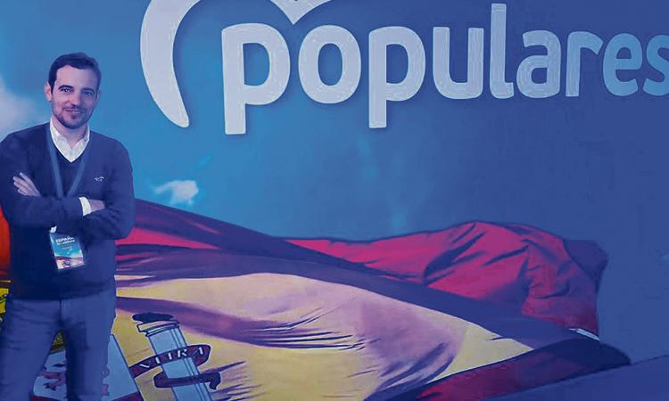 El PP confirma Manuel Reyes com a candidat a Castelldefels