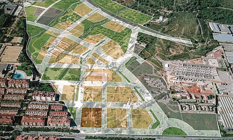 L'Incasòl posa a la venda a Viladecans les primeres parcel·les de Llevant