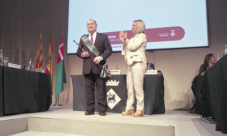 El PSC i els comuns renoven el pacte tot i la majoria de Ruiz a Viladecans
