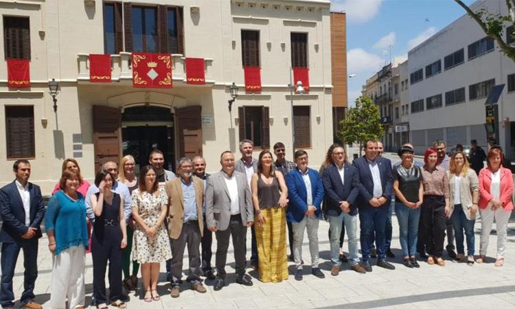 Mijoler pren el relleu de Tejedor amb el suport del PSC al Prat