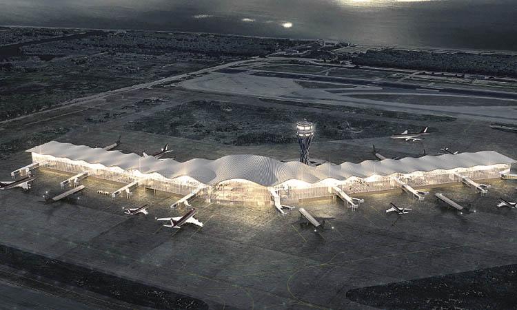 El coronavirus endarrerirà l'ampliació de l'aeroport