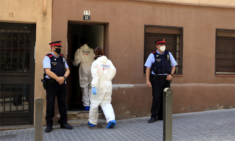 Viladecans condemna la mort d'una veïna a Esplugues